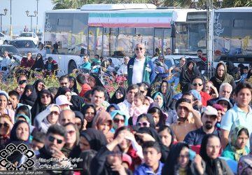 پیاده روی روز بوشهر