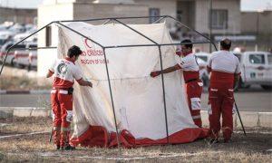 چادر زلزله