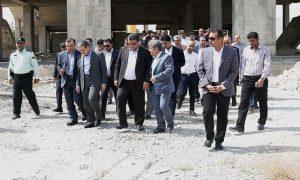 بازدید استاندار بوشهر از تنگستان