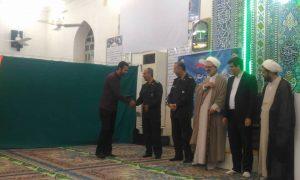 تقدیر از کانون مساجد
