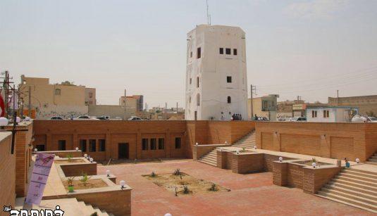 فرهنگسرای قلعه محمد خان دشتی (۴)