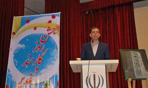 مجید خورشیدی معاون استاندار بوشهر