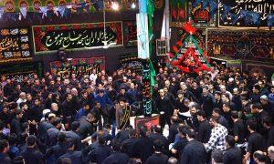 عزاداری مسجد جامع خورموج