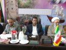 نادری فرماندار شهرستان دشتی
