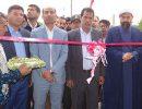 افتتاح پروژه های بخش شنبه